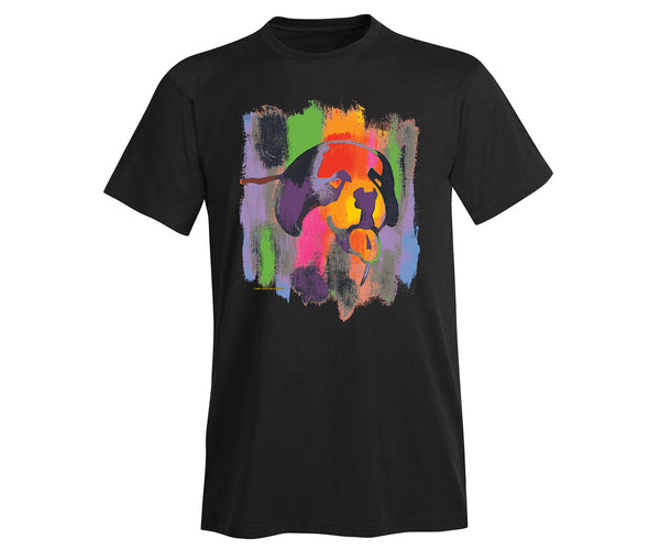 Retro Art Palette T-Shirt