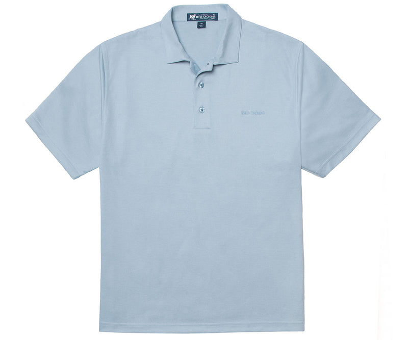 Box Jacquard Polo