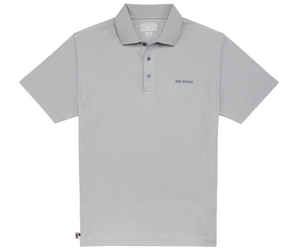 Cool Grid Jacquard Polo