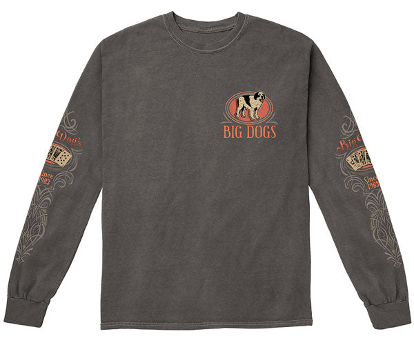 Gamblin Hall Pigment Washed Long Sleeve