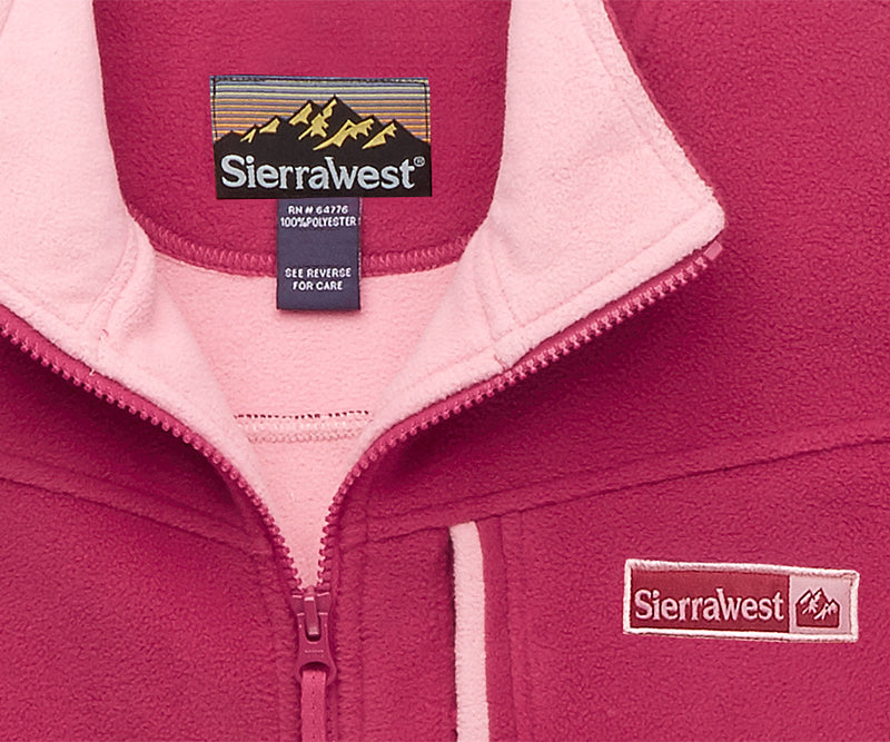 Sierra West Two Layer Polar Jacket