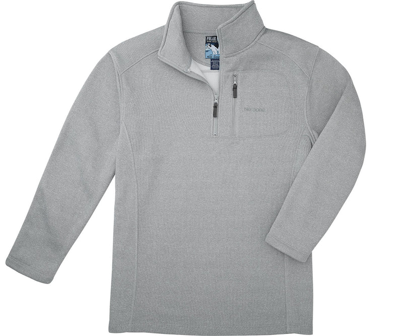 Sale Heather Polar Dogs® Half Zip