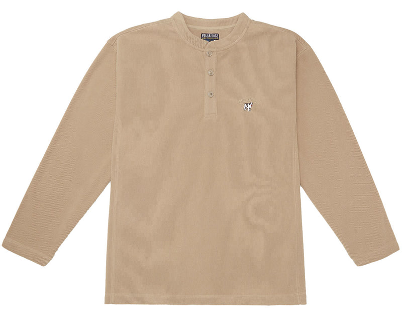 Corded Polar Dogs® Henley