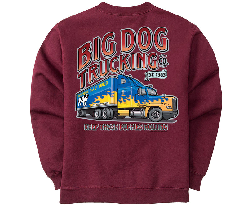 Big Dog Trucking Co. Graphic Crew