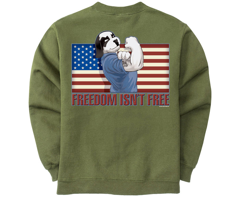 Freedom Isn't Free Graphic Crew