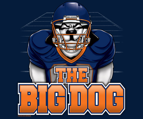 The Big Dog Football Crew