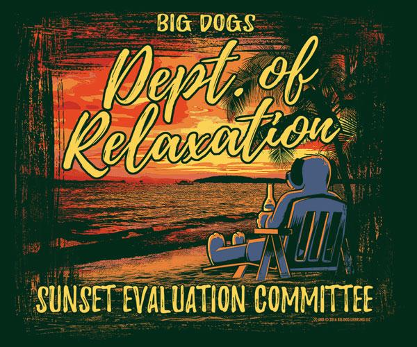 Sunset Evaluation Graphic Crew