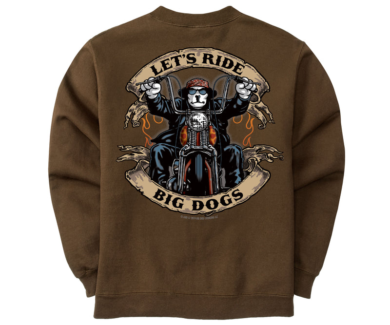 Let's Ride Graphic Crew