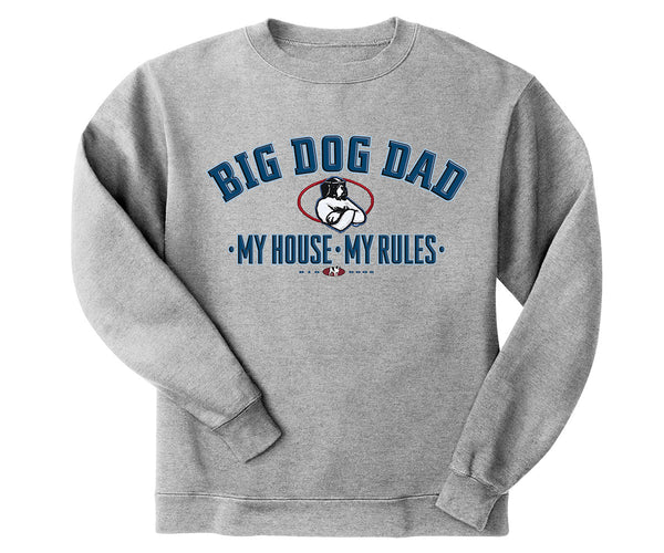 Big Dog Dad Gold Medal Crew
