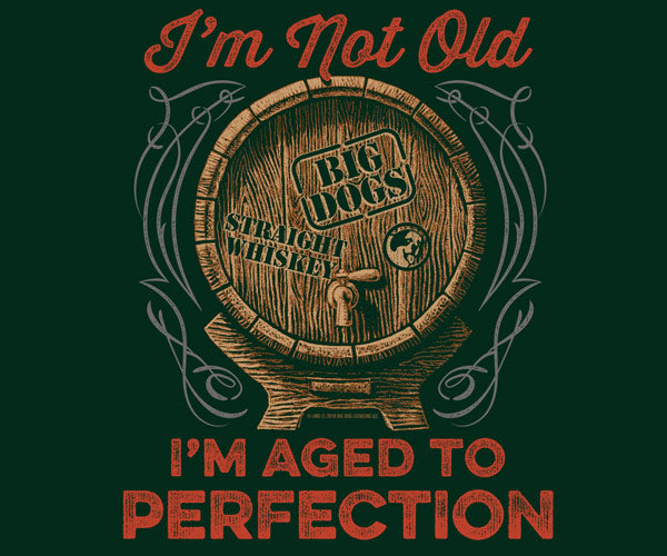 Aged To Perfection Graphic Crew