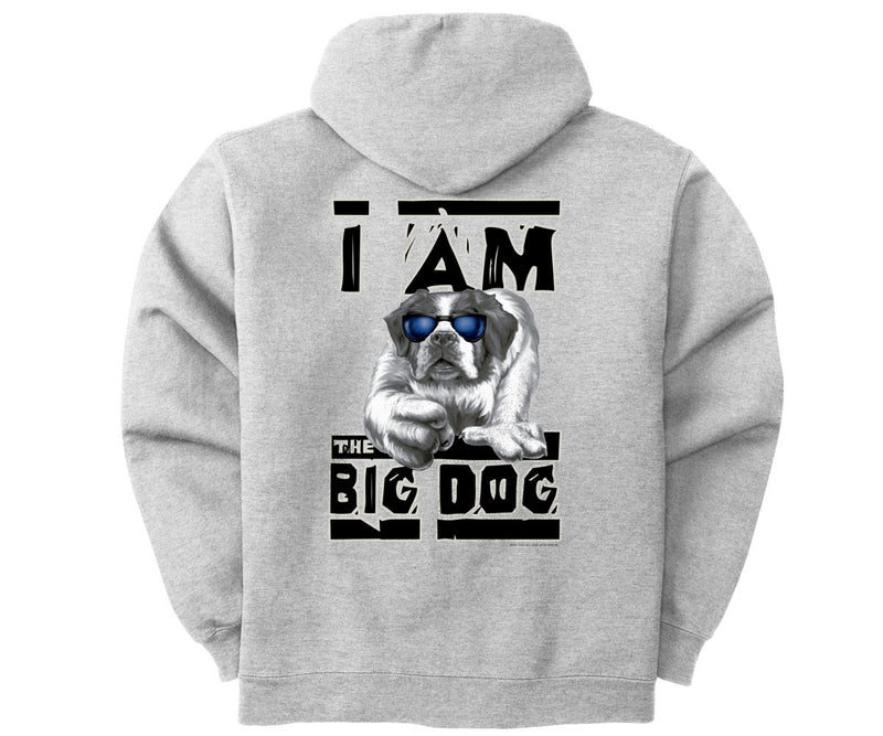 I Am The Big Dog Graphic Hoodie