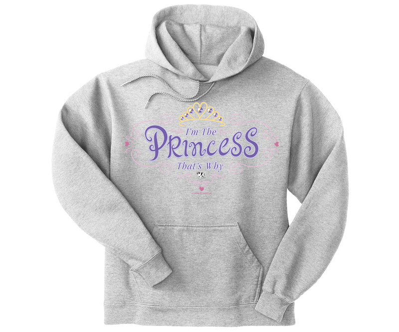 I'm The Princess Graphic Hoodie