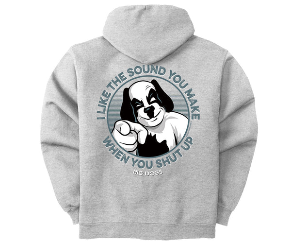 Sound You Make Graphic Hoodie