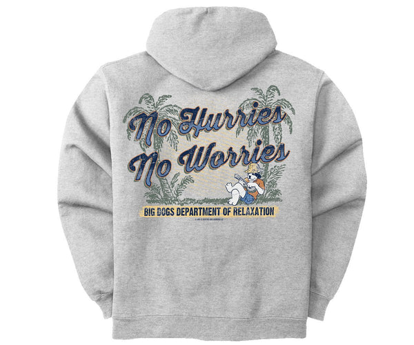 No Hurries Graphic Hoodie