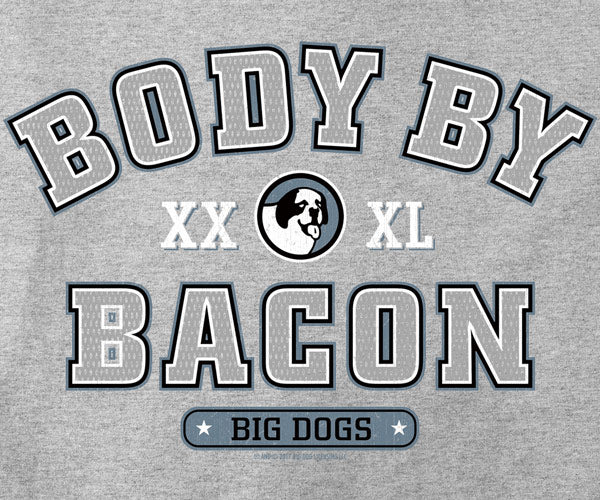 Body By Bacon Graphic Hoodie