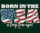 Born In The USA Graphic Hoodie