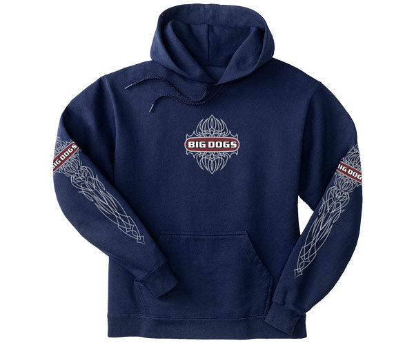 Tribal Attitude Gold Medal Hoodie