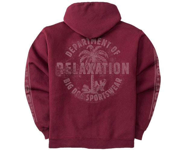 Department of Relaxation Gold Medal Hoodie