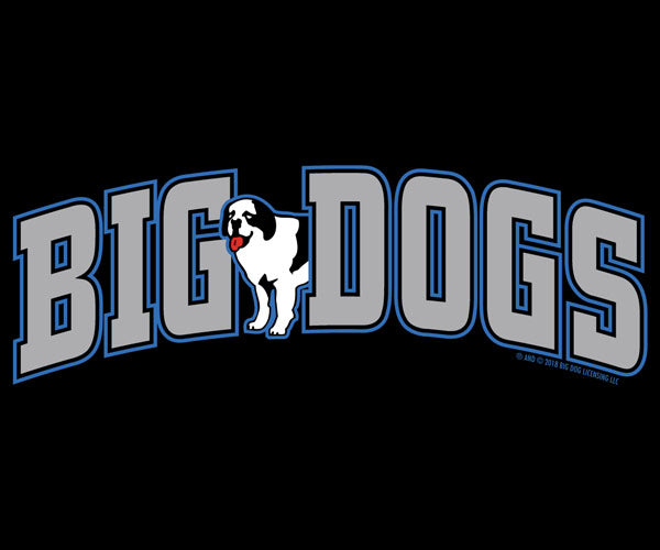 Big Dogs Attitude Gold Medal Hoodie