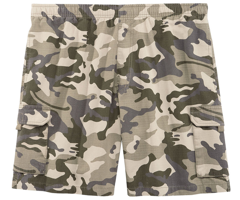 Camo Ripstop Cargo Volley