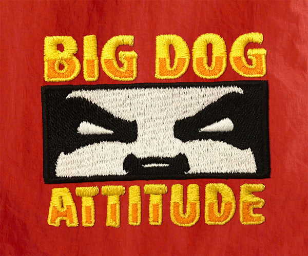 Big Dog Attitude Volleys