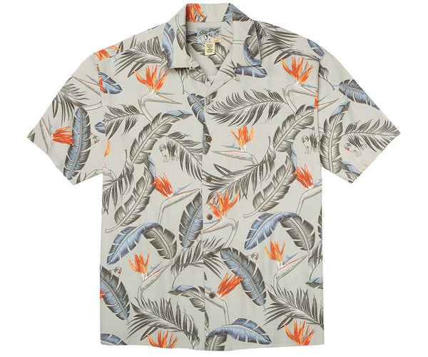 Dogs of Paradise Rayon Shirt
