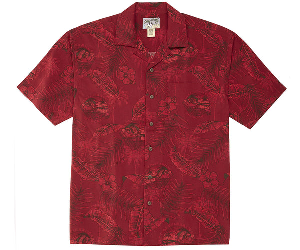 Department of Relaxation Beach Day Rayon Shirt