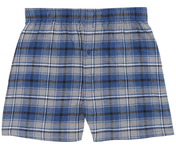 Flannel Plaid Boxers