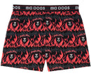 Horny Devil Printed Knit Boxers
