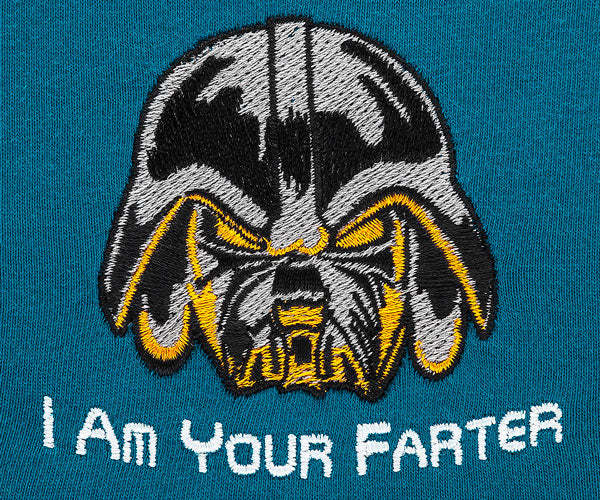 I Am Your Farter Embroidered Knit Boxers