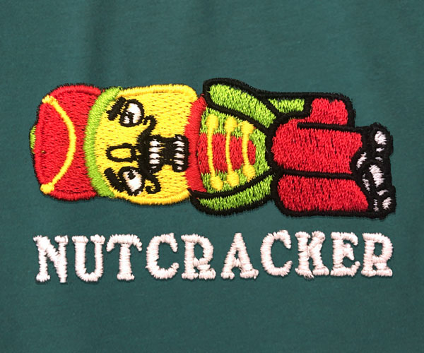 Nutcracker Embroidered Knit Boxers