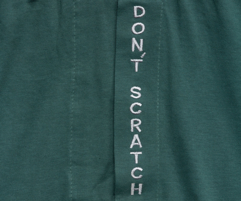 Don't Scratch Embroidered Knit Boxers
