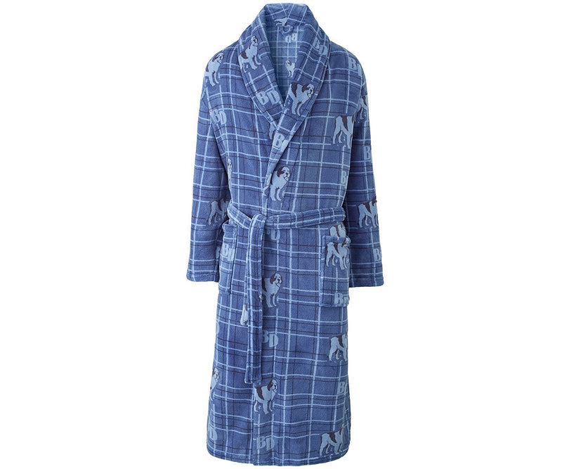 Polar Dogs Fleece Robe