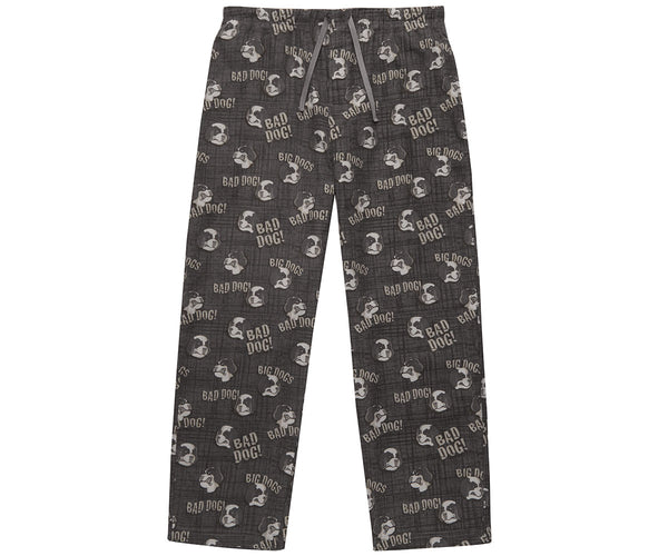 Bad Dog Flannel Lounge Pant