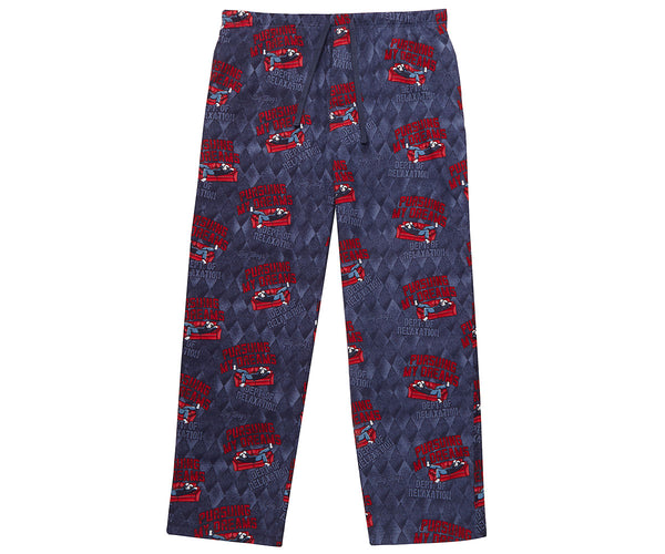 Pursuing My Dreams Flannel Lounge Pant