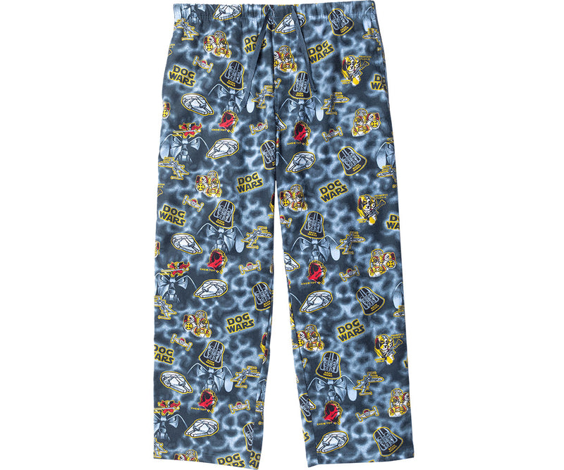 Dog Wars Flannel Lounge Pant
