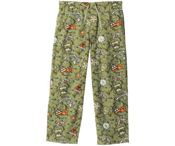 Alpha Dog Flannel Lounge Pant