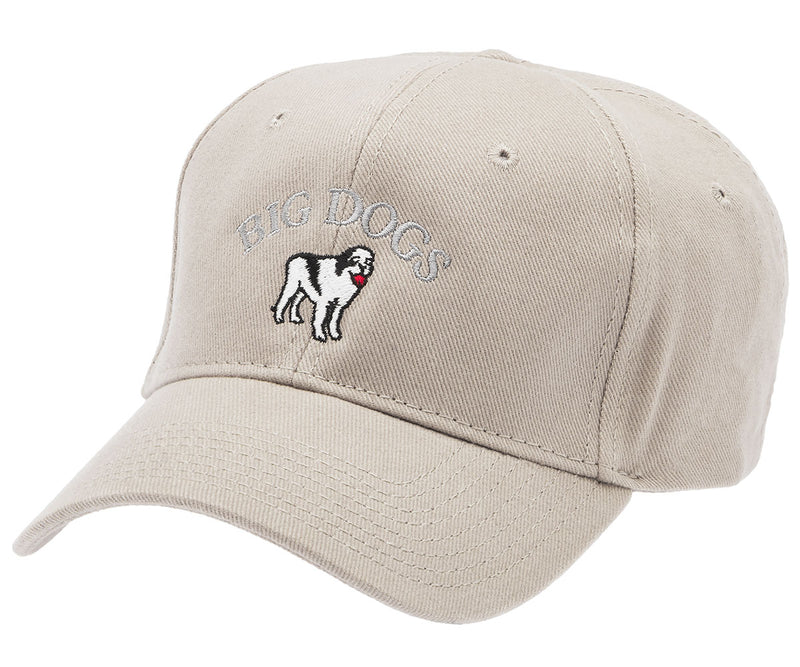 Big Dogs Logo Cap