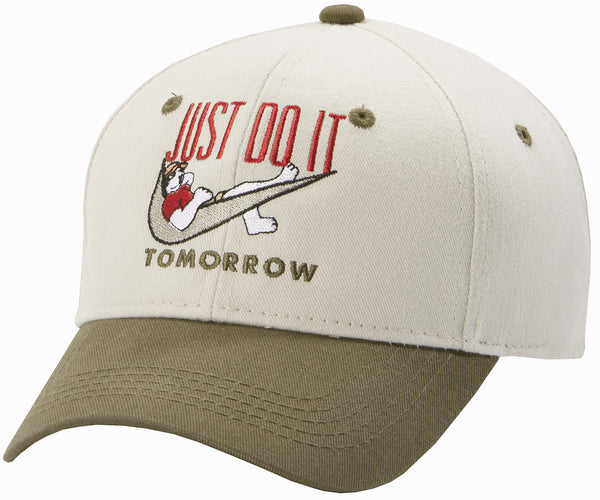 Just Do It Tomorrow Cap