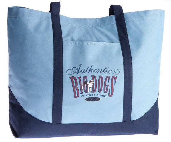 Big Dogs Authentic Logo Tote