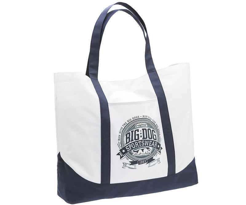 Run With The Big Dogs Tote