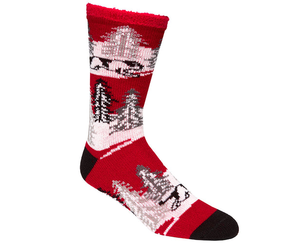 Dogs In Trees Double Layer Socks