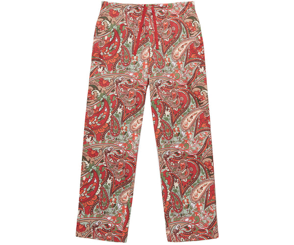 Women's Paisley Flannel Lounge Pants