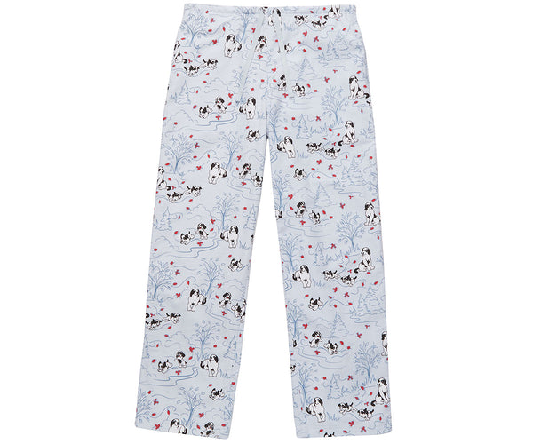 Women's Snowy Frolic Flannel Lounge Pants