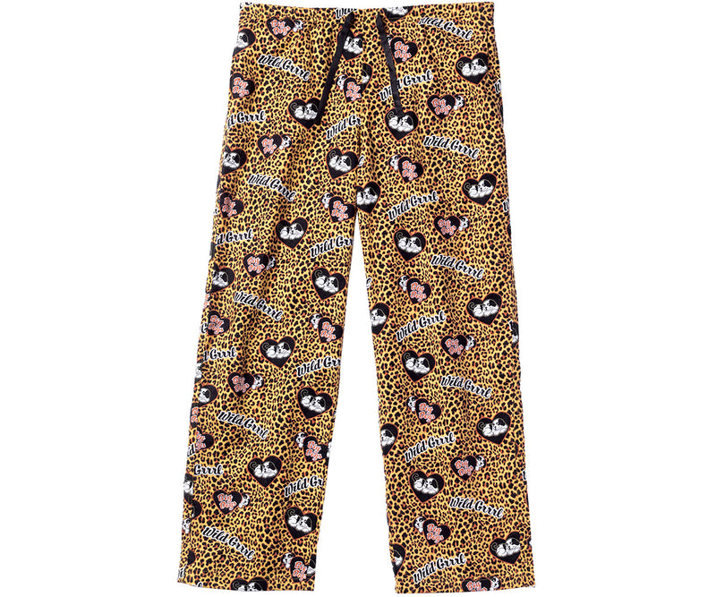 Women's Wild Girl Flannel Lounge Pants