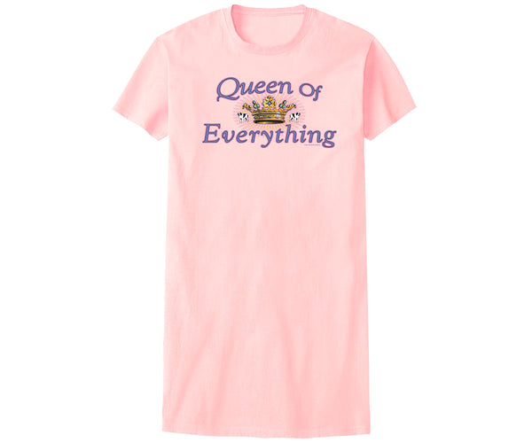 Queen of Everything Lounge Shirt