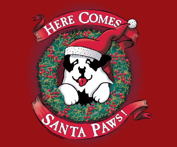 Santa Paws Lounge Shirt