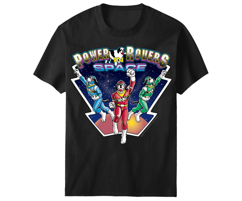 Power Rovers II T-Shirt
