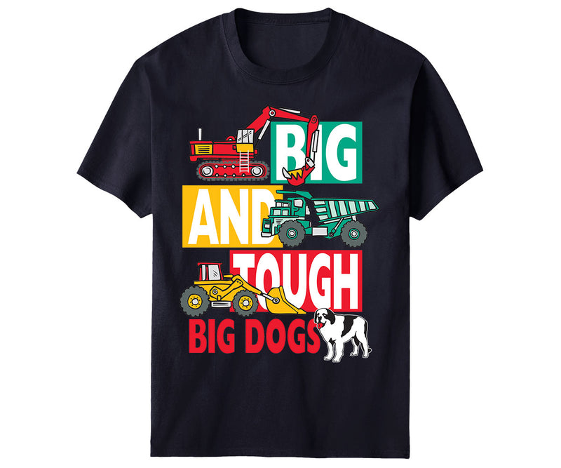 Big And Tough Trucks T-Shirt