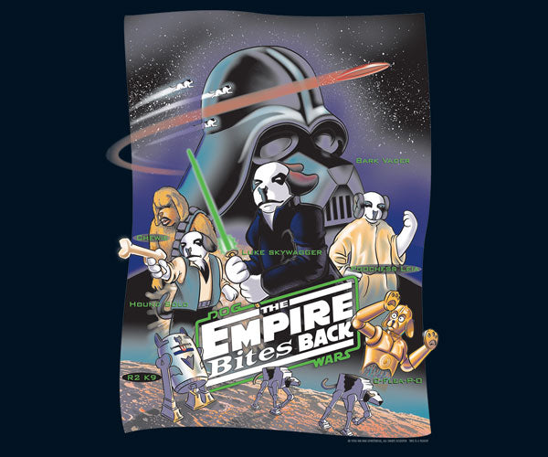 Empire Bites Back T-Shirt